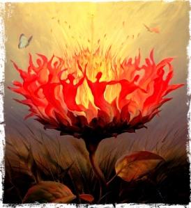 FireFlowerDance
